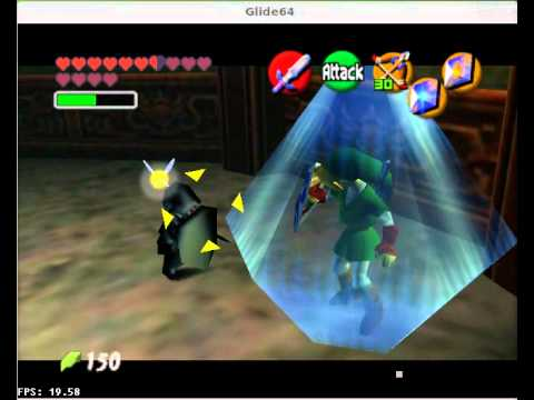 The Legend of Zelda: Ocarina of Time - The Cutting Room Floor