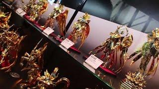 [TAMASHII Feature's 2016] 聖闘士星矢とダルマ編。