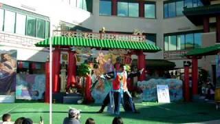 Wushu 2009 Demo Chinese New Year Phoenix AZ