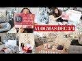 CHRISTMAS SHOPPING FOR OUR TWIN GIRLS!👼🏻👼🏻🎄 -SLMissGlamVlogs💕