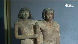 إرث مصر في متحف مطار القاهرة