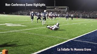 #MySportsClips #LafolletteHighSchool Non-Conference Game Highlights