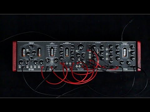 Erica Synths Fusion Drone System sound demo