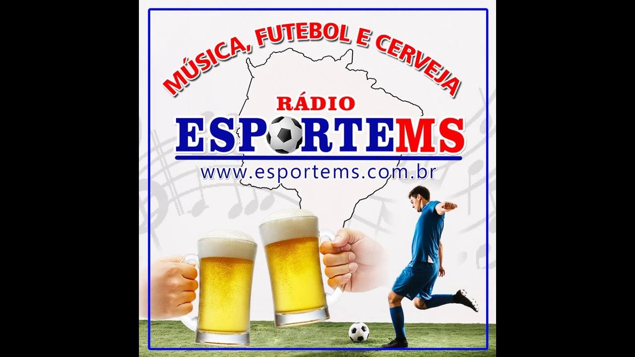 Programa piloto Música, Futebol & Cerveja 1 - Rádio Esporte MS
