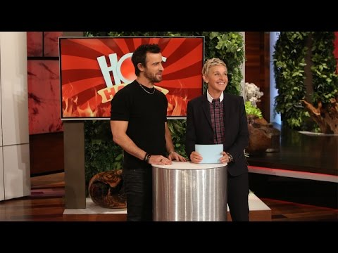'Hot Hands' with Justin Theroux