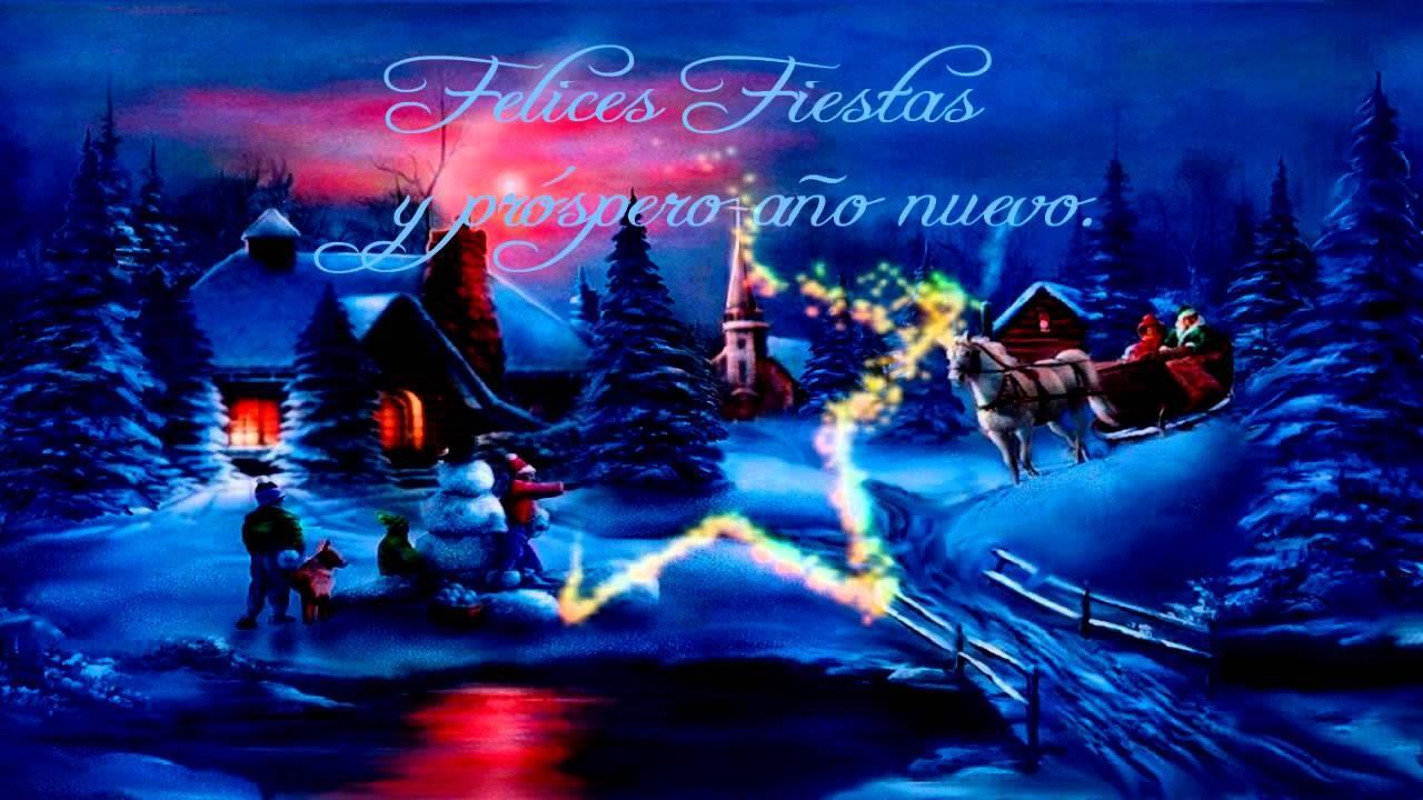Feliz navidad y pr spero a o nuevo 2016 youtube - Felicitaciones de navidad cristianas ...