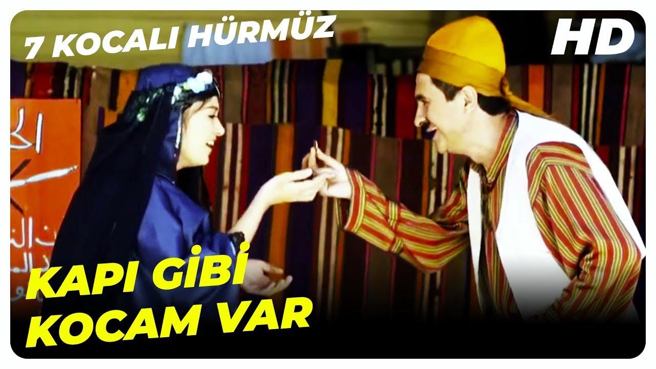 Hürmüz, Kocalarını İdare Ediyor | 7 Kocalı Hürmüz Türk Komedi Filmi