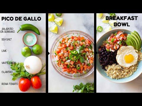 Nourishing Quinoa Breakfast Bowl