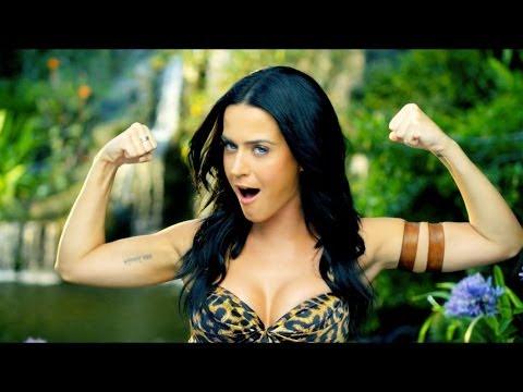 Katy Perry 'Roar' Makeup Tutorial!