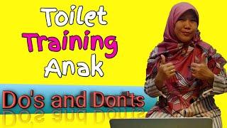 Tips dan Trik Toilet Training Anak