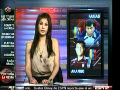 Carolina Padrón SportCenter HISTÓRICA VINOTINTO 1 ARGENTINA 0