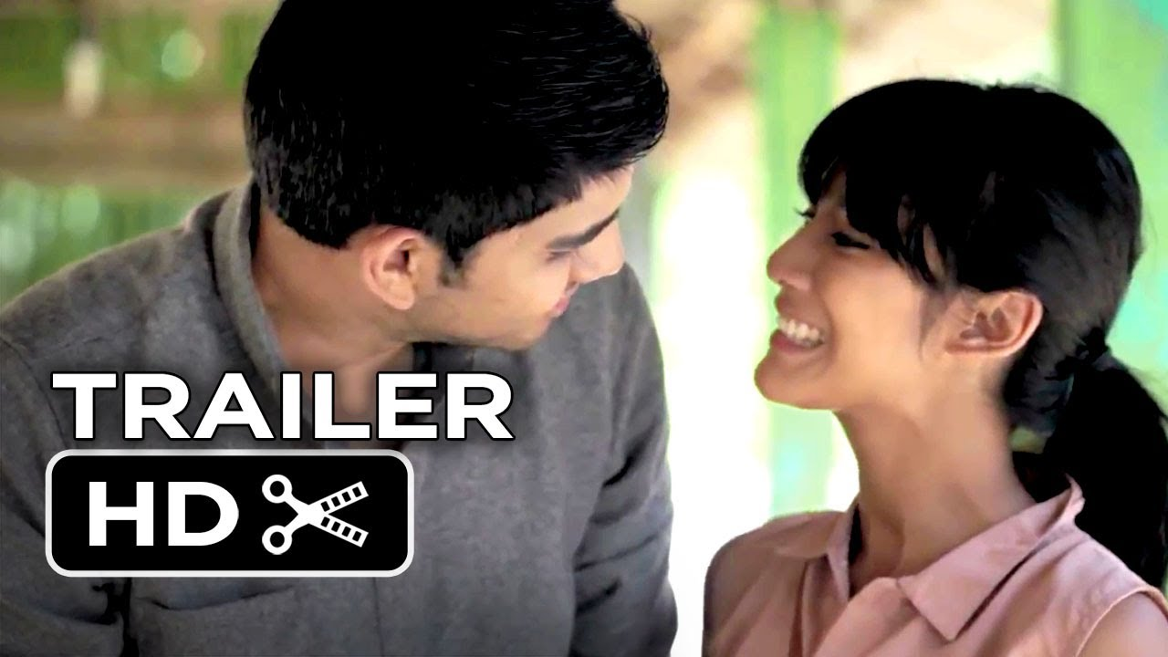 Reading writing and romance trailer movies