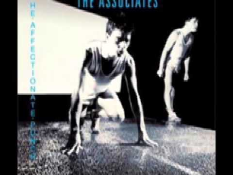 The Associates - The Affectionate Punch full album