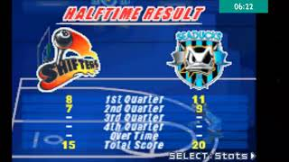 Disney Sports Basketball (GBA) Game 6
