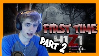 First time playing H1Z1 pt. 2