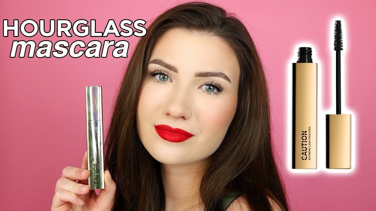 8a1406776a0 HOURGLASS CAUTION MASCARA | 12 hour wear test?! Is it smudge proof ...