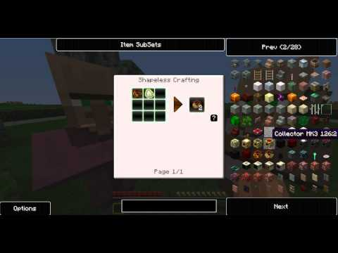 Minecraft Tekkit - Recipes for everything (VERY EASY)