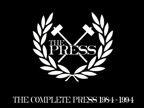 THE PRESS - The Complete Press 1984-1994