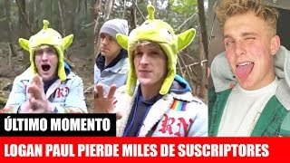 Logan Paul arruinó su carrera con este video (Último Minuto)
