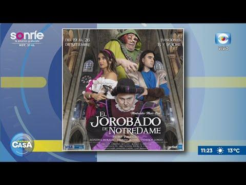 Móvil: El Jorobado de Notre Dame