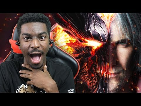 Dante is Overpowered in Devil May Cry 5 thumbnail