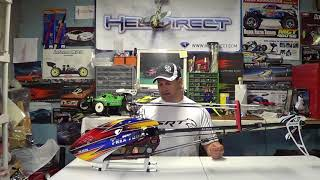Rc Helicopter yearly maintenance and tips