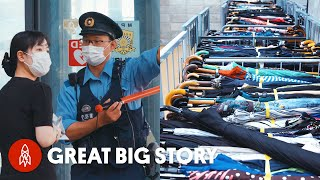 How Tokyos Massive Lost & Found Works