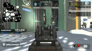 En situation de CLUTCH !! (Millenium vs Epsilon) - Advanced Warfare