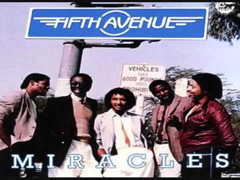 Fifth Avenue Miracles LP 1981