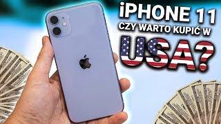 iPhone 11 za 2700zł?  Warto kupić w USA?