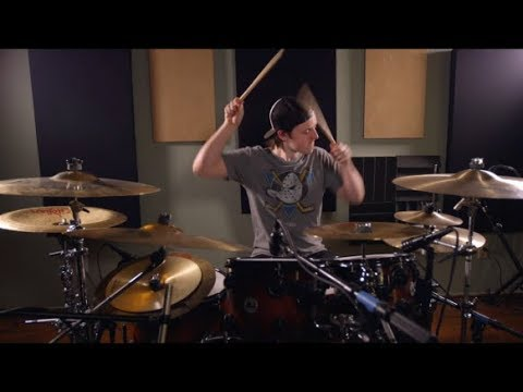 Matt Chancey - Anderson  - 'Til It's Over (Drum Cover)