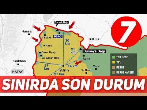 Afrin Operasyonu Son Durum