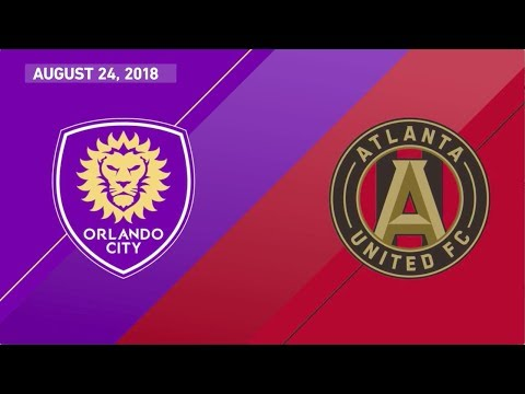 Atlanta United vs Orlando City | August 24, 2018