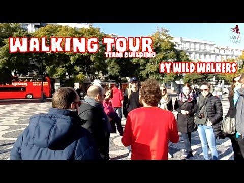 Walking Tour - Team Building by Wild walkers