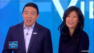 Andrew & Evelyn Yang on The View (Full Interview)