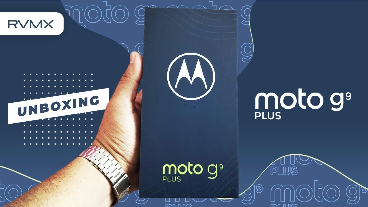 Moto G9 Plus Unboxing México!!! El gigante de Motorola