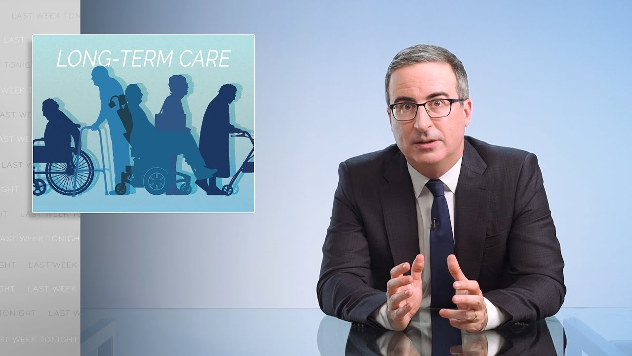 Long-Term Care: Last Week Tonight with John Oliver (HBO)