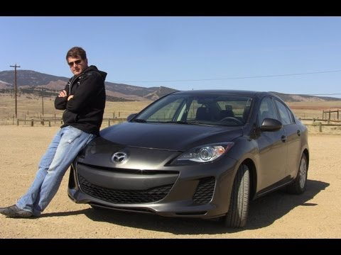 2012 Mazda 3 SkyActiv Drive and Review