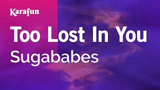 Karaoke Too Lost In You - Sugababes *