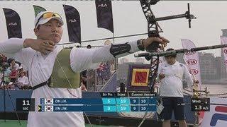 South Korea Dominate Archery World Cup