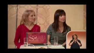 Žena po 40 v televizi: Sama doma s Nelou Boudovou