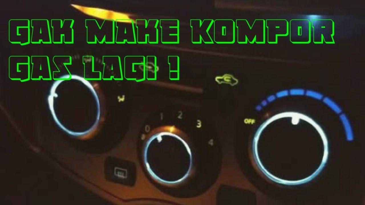 Cara Mengganti Tombol Knob Ac Pada Nissan Grand Livina