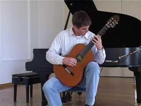 Bojan Ivanovski - H. V. Lobos Etude No. 7