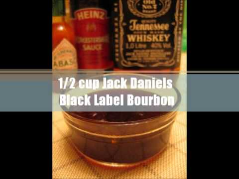 T G I  Friday's Jack Daniels Dipping Sauce's FAMOUS SECRET RECIPE -  UNCOVERED