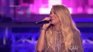 Carrie Underwood performs Cry Pretty Live Concert iHeart Radio Las Vegas 2018 HD 1080p Country Music