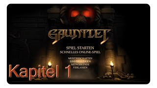 GAUNTLET [PREVIEW] KAPITEL 1 || German | Deutsch
