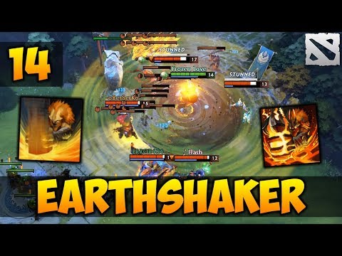 Dota 2 Earthshaker Moments Ep. 14