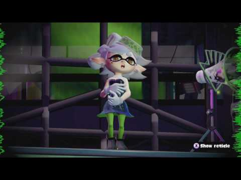 Splatoon - [Marie's Solo] Tide Goes Out - Dance (Improved Audio)