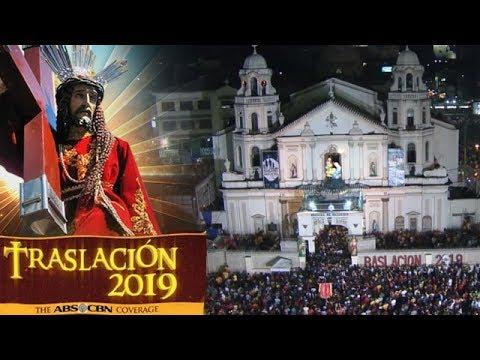WATCH: Traslacion ng Poong Nazareno 2019 (Part 2)