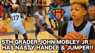 John Mobley Jr is the NASTIEST 5th Grader You